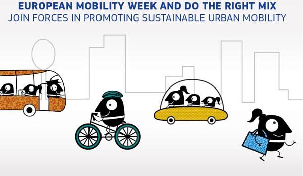 """""""Combina tu movilidad"""", la mejor fórmula para un transporte eficiente y sostenible"""