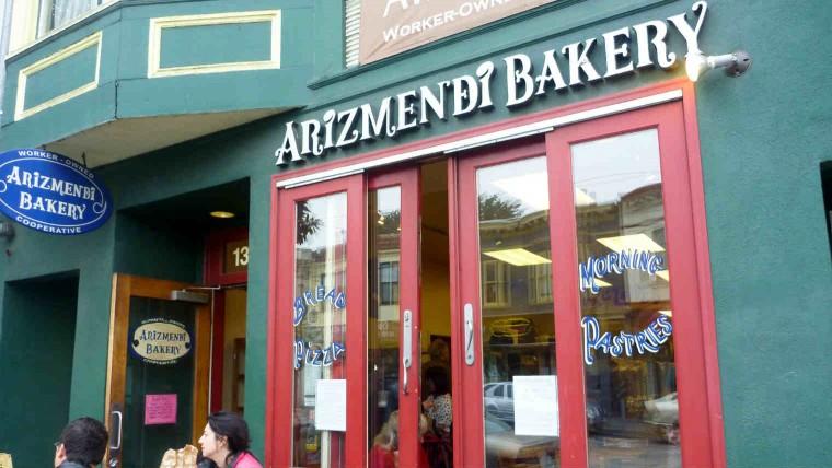 Arizmendiarrieta Cooperative Bakery