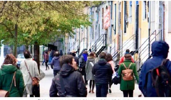Haciendo la Calle, un laboratorio para repensar el barrio